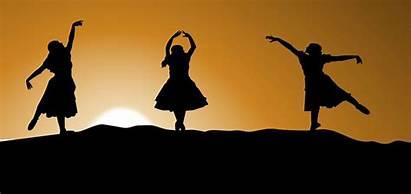 Praise Dance Dancers Clipart Liturgical Gospel Dancing