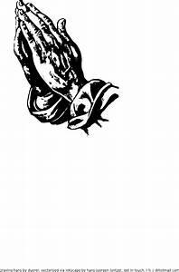 Religious Hands Clip Art at Clker.com - vector clip art ...