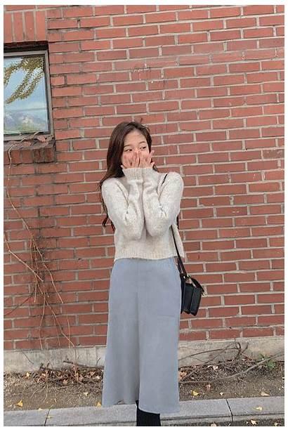 Cherrykoko Skirt Suede