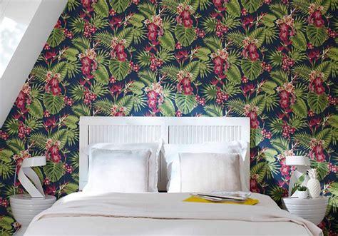 castorama papier peint chambre 25 superbes papiers peints pour la chambre décoration