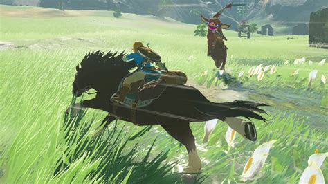 Dlc Zelda Breath Of The Wild Zelda Breath Of The Wild Is First In Main Series To Have