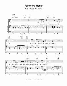 Follow Me Home : dire straits follow me home sheet music ~ Medecine-chirurgie-esthetiques.com Avis de Voitures
