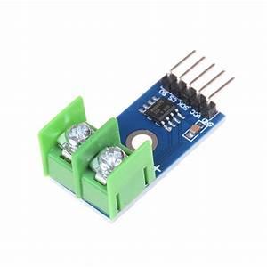 Buy Max6675 Module W   K Type Thermocouple Sensor Online