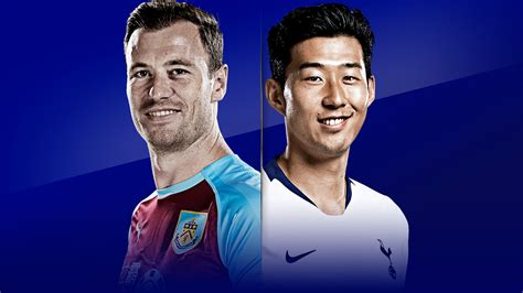 Live match preview - Burnley vs Tottenham 23.02.2019