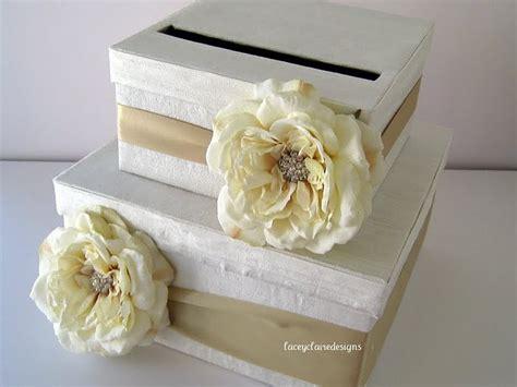 Card Box Wedding Bridal Shower Card Box Wedding Gift Card