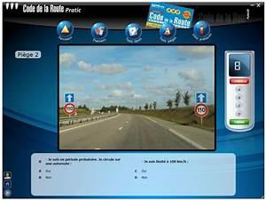 Test De Code De La Route : les meilleurs logiciels pour le code de la route ~ Maxctalentgroup.com Avis de Voitures