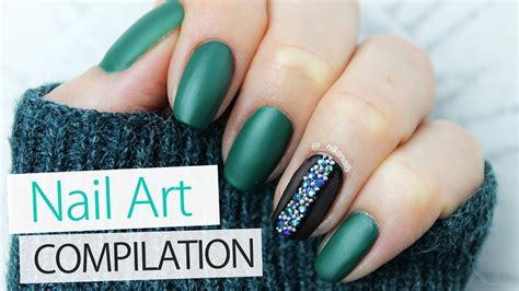 2018 christmas nails theme nails winter nail designs compilation 2018