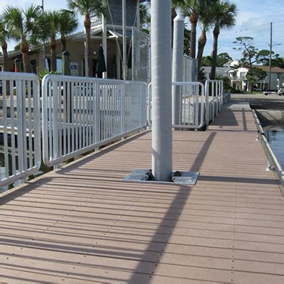 Boat Dock Gates by Boat Rs Boat Dock Rs Aluminum Dock Rs Made By