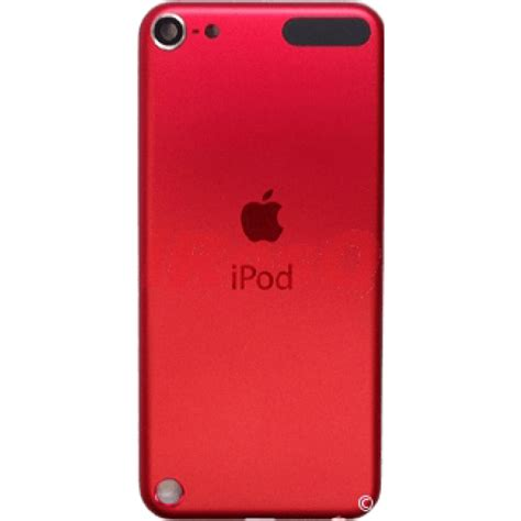 iPod Touch 5 Red Back Case Replacement