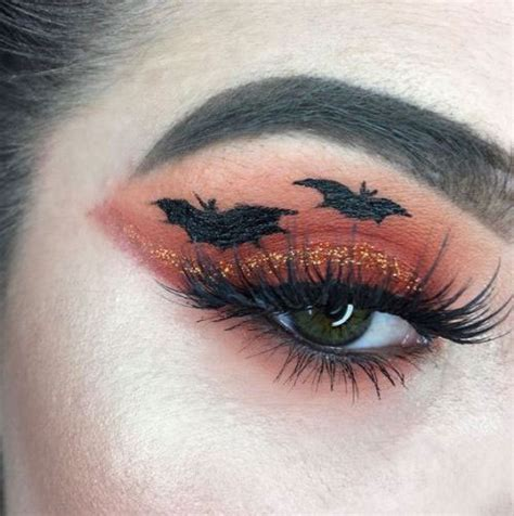 halloween eye makeup ideas   girls women  modern fashion blog