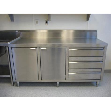 Permalink to Stainless Steel Kitchen Cabinets