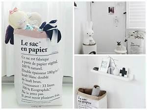 Sac Papier Kraft Deco : l 39 indispensable le sac en papier aventure d co ~ Dallasstarsshop.com Idées de Décoration