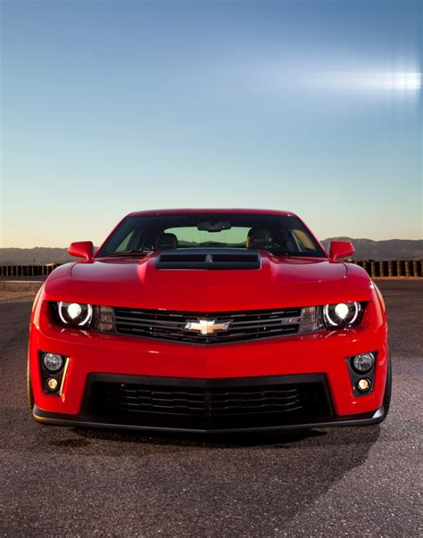 Image 2018 Chevrolet Camaro Zl1 First Drive Size 1024 X