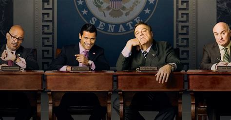 alpha house review s alpha house is more veep than house of cards