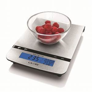 CAMRY 5kg Digital Household Kitchen Scales Timer Weighing ...