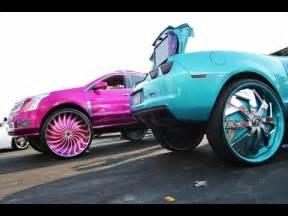 Custom Cars with Big Rims