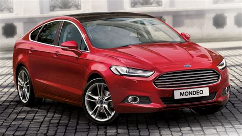 Ford Mondeo Range  Busseys New Ford Cars In Norfolk