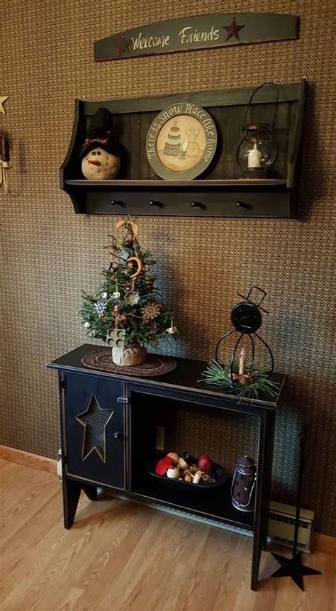primitive decorating ideas images  pinterest