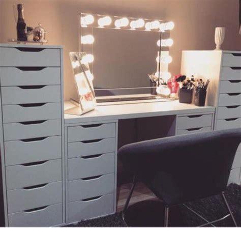 makeup desk ikea alex 25 best ideas about ikea alex drawers on ikea