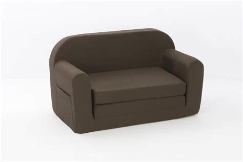 Foam Sofa Bed  Fold Out Kids Sofabed  Darcy  10 Colours