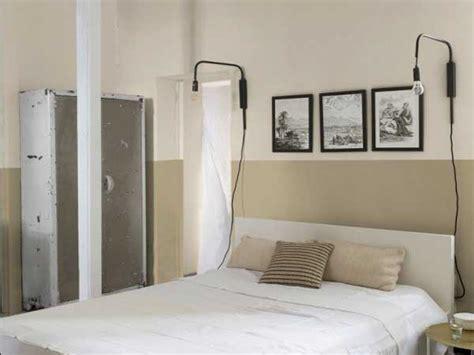 chambre beige peinture chambre avec murs et tete de lit beige