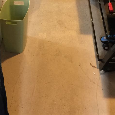 Update Painting A Concrete Floor To Look Like Tile