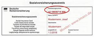 Wie Finde Ich Mein Flurstück : wo finde ich meine rentenversicherungsnummer ~ Lizthompson.info Haus und Dekorationen