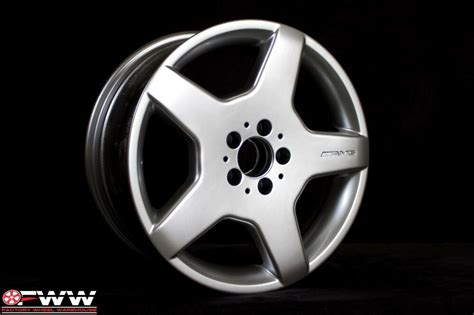 """They command an esteem worthy of both presidents and pop stars. MERCEDES S430 S600 18"""" 2003 2004 2005 FRONT AMG FACTORY OEM WHEEL RIM 65309   eBay"""