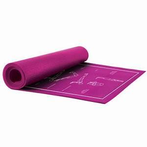 3mm tapis de yoga avec des positions de yoga imprimees With tapis yoga avec canapé grand large