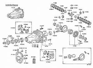 Toyota Soarergz20-hcmvz - Powertrain-chassis
