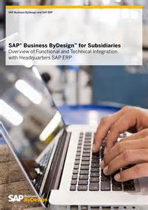 sap by design sap business by design