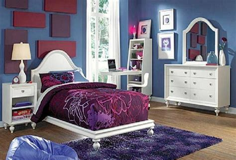 blue and purple bedrooms purple and blue bedroom 14612