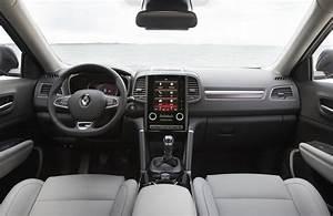 Renault Koleos 2017 Fiche Technique : essai renault koleos 2017 notre avis sur le nouveau koleos dci 130 photo 15 l 39 argus ~ Medecine-chirurgie-esthetiques.com Avis de Voitures