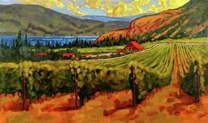 Winery Paintings