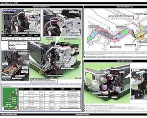 R3000 Printers Service Manual And Connector Diagram New