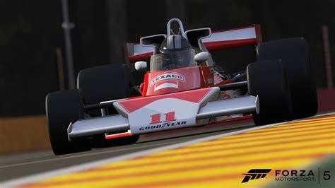forza motorsport  showroom  liste des voitures
