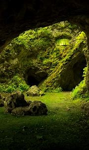 Cave Wallpaper HD - WallpaperSafari