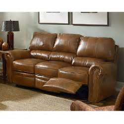 lane rockford leather double reclining sofa sam s club