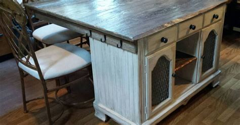 kitchen island buffet from buffet to rustic kitchen island hometalk 1850