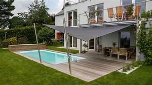 Pool Mit Holzterrasse : holzterrasse schwimmbadabdeckung und sonnensegel holzmanufaktur horner gmbh ~ Whattoseeinmadrid.com Haus und Dekorationen