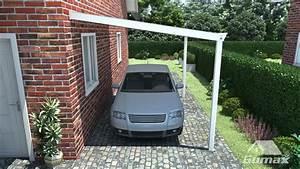 Carport 3 X 4 : klassieke carport in mat cr me van 3 06 x 4 meter met heldere polycarbonaat carports webwinkel ~ Whattoseeinmadrid.com Haus und Dekorationen