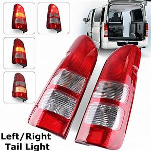 For Toyota Hiace Van 2005 06 07 08 09 2014lh Rh Tail Light Lamp Suit 200 Series With Wire