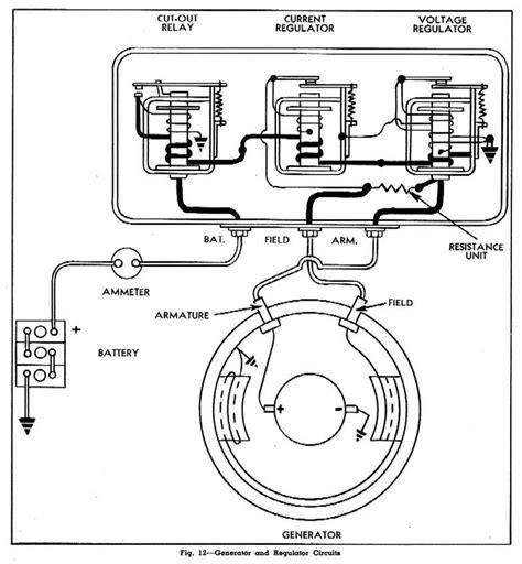 delco remy alternator wiring diagram for generator