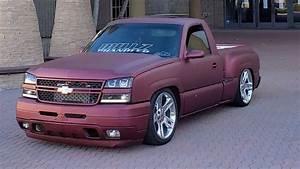 My 2005 Dropped Single Cab Chevy Silverado Comes Back To