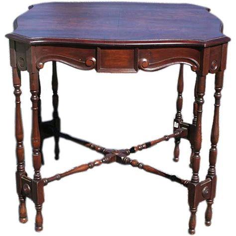 mahogany l tables mahogany table for at 1stdibs 3963