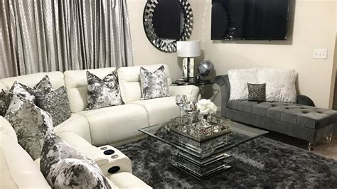 Glam Living Room Set  Review Home Decor