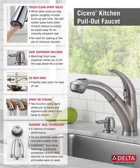 Leaky Delta Faucet Kitchen by 100 Delta Kitchen Faucet Leaking Delta Faucet 9192t