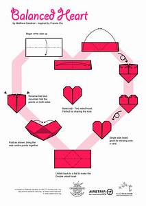 Heart Shape Easy Origami Instructions 2018