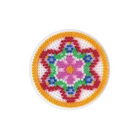 Halloween Hama Bead Patterns by Plaque Perles 224 Repasser Hama Midi Rond Grand Mod 232 Le
