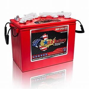 Batterie 12 Volts : us12vxc us battery 12 volt battery 155ah battery pete ~ Farleysfitness.com Idées de Décoration